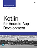 Kotlin for Android App Development (Developer's Library)