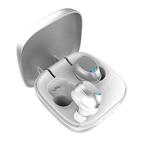 HLNZS Inalámbrico Mini Auricular Bluetooth Metal Warehouse Auricular Inalámbrico Coche Bluetooth Auricular...