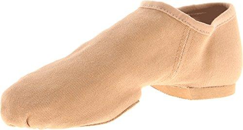 Bloch womens Phantom Jazz dance shoes, Tan, 6.5 US