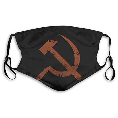 Nascb Antigua bandera Unión Soviética Martillo Boca