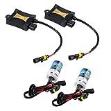 ForceSthrength HID Xenon Single Kit Lampe 12V 35W 6000K H1 Ampoule Automobile Phare Numérique