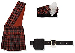 hot bare chested scottish dude whos probably going to end up at drinkin partyin scottish dudes killer party after he finishes highland dancing at the