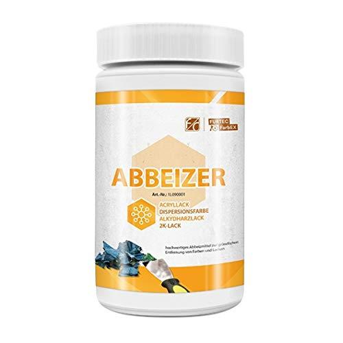 Furth Chemie Profi-Abbeizer-Gel, kraftvoller Lackentferner, 1 Kg