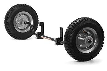 Hardline Products 1702-UT-R Adjustable Height Training Wheels for Razor MX125 MX350 MX400 MX450 SX500 MX650 Electric Motorcycle
