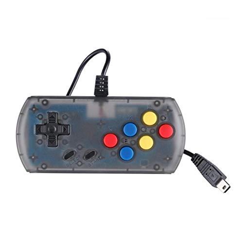 Mini Rétro Console de manœil de Poche Manette câblée pour Rs-6a Game Player
