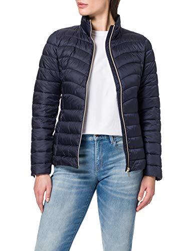 ESPRIT Collection Damen 011EO1G305 Jacke, 400/NAVY, S