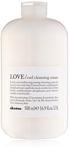 Davines Love Curl Cleansing Cream, 16.9 Fl Oz