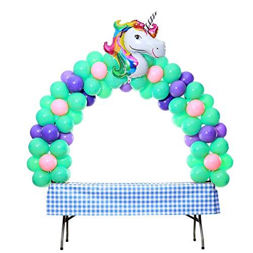 REAMOUS Kit de Arcos de Globos, Ajuste Libre Tamaño del Arco de Globos, para Decoraciones de cumpleaños, Decoraciones de Bodas, Decoraciones navideñas, artículos para Fiestas