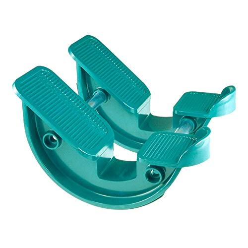 Step Stretch Bilateral (Double), Calf Stretcher and Foot Rocker for Pain Caused by Plantar Fasciitis, Achilles Tendonitis and Tight Calves (Slip Resistant Bottom)