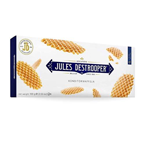 Jules Destrooper Biscuits Gofres de París - 100 gr