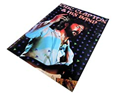 Eric Clapton &his band エリック・クラプトン 1979年 日本ツアー [コンサートパンフレット]
