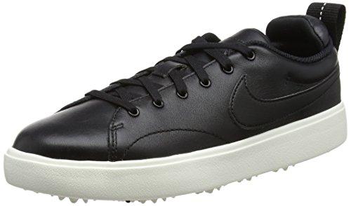 Nike Damen WMNS Course Classic Golfschuhe, Schwarz (Negro 001), 37.5 EU