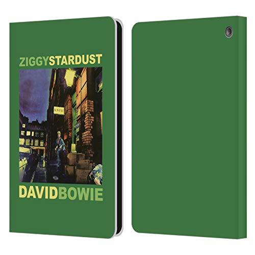 Head Case Designs Licenza Ufficiale David Bowie Ziggy Stardust Arte Album Cover in Pelle a Portafoglio Compatibile con Fire HD 8/Fire HD 8 Plus 2020