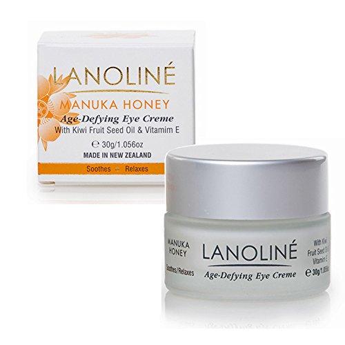 Lanoline Age-defying Manuka Honey Eye Cream with Kiwifruit Seed Oil by Lanoline