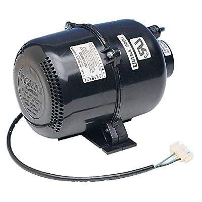 Air Supply 3920131 1 HP 120 Volt 4.5 Amp Ultra 9000 Portable Pool Spa Air Blower