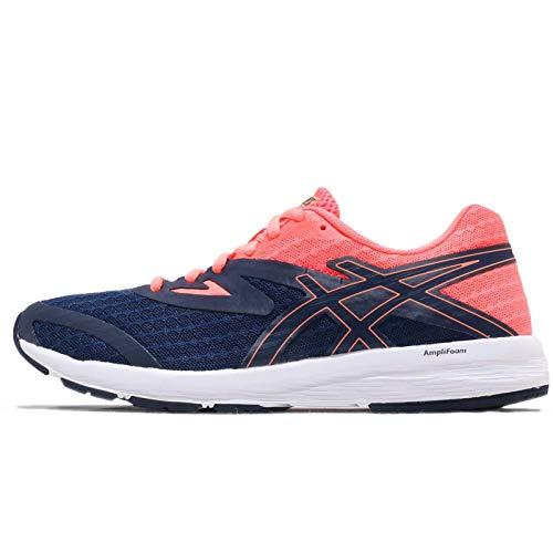 Asics Amplica, Zapatillas de Running Mujer, Azul, 35.5 EU
