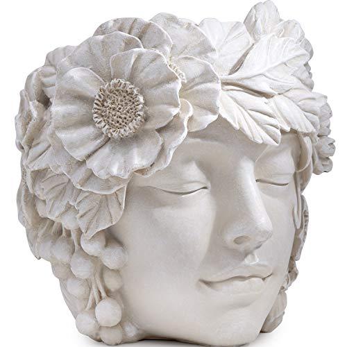 POLÈNE Love& Beauty Goddess Statue, Echo Dot Stand, Home, Offfice,...