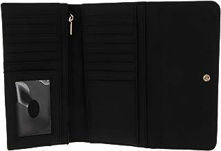 Guess Bea SLG Pocket Trifold Black