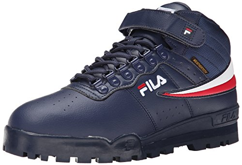 Fila Men's f-13 Weather tech-m, Navy/White Red, 10.5 M US