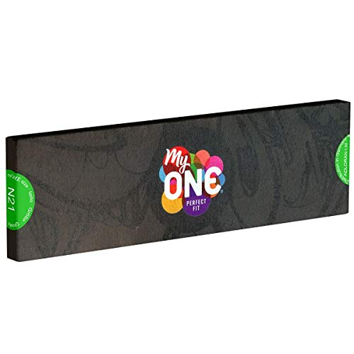 MyOne (TheyFit®) Maßkondome, Packung mit 6 Stück (N21)