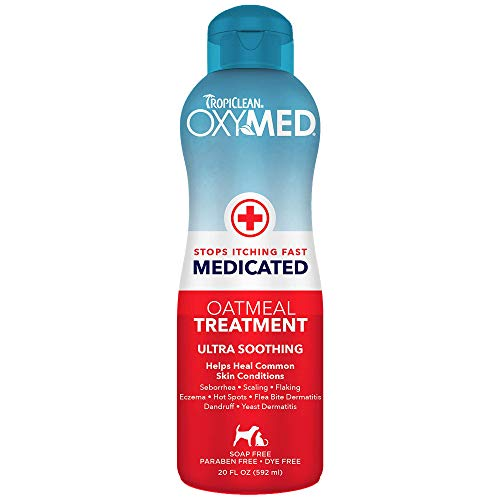 TropiClean OxyMed Ear Cleaner for Pets, 4oz - Made in USA - Buy Online in  Sri Lanka. | tropiclean Products in Sri Lanka - See Prices, Reviews and  Free Delivery over 12,500 SLRs | Desertcart