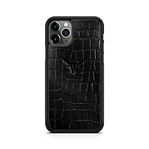 GAZZI Handyhülle für Apple iPhone 11 Pro Hülle Case Schutzhülle Backcover Cover Leder, Rundumschutz, Flexibel Schale…