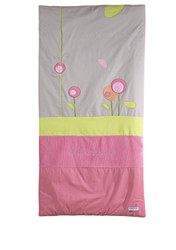 Sauthon on line Maya Edredon Rose 120 x 60 cm
