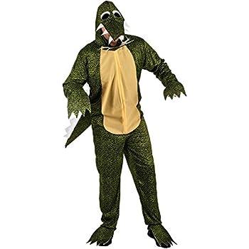 Disfraz de Cocodrilo para adultos: Amazon.es: Juguetes y juegos
