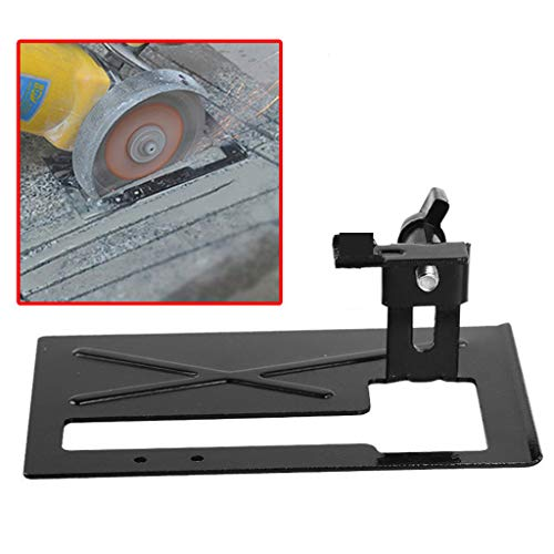 jieGorge Angle Grinder Cutting Bracket Angle Grinder Special Cutting Machine Accessories, Home Products Sales, for Halloween Day (A