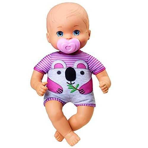 Muñeca Little Mommy Bebita Recién Nacida GTK59