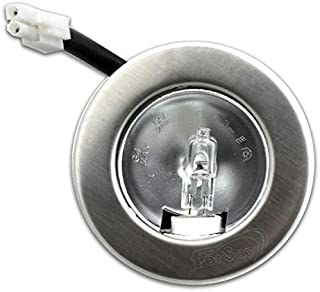 Spares2go E14/SES largo 40/W l/ámpara bombillas para Zanussi Horno campana extractora//extractor ventilaci/ón Pack de 2