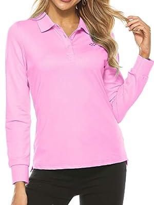 AjezMax Womens Polo Shirt