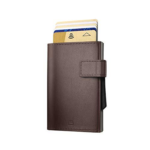Ögon Smart Wallets - Cascade Wallet cierre con presión - C