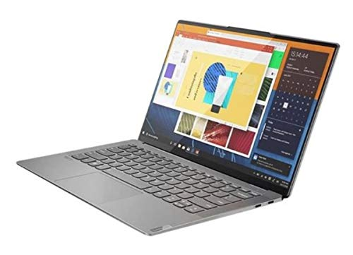 Lenovo Yoga S940 - Portátil Ultrafino 14' Ultra HD (Procesador Intel Core i7-1065G7, 16GB de RAM, 1TB SSD, Windows 10 Home) Iron Grey, Teclado QWERTY Español
