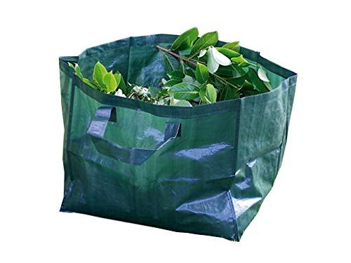 Sacs poubelle de jardin, sacs poubelle, sacs poubelle, sacs d'herbe, sacs imperméables et réutilisables