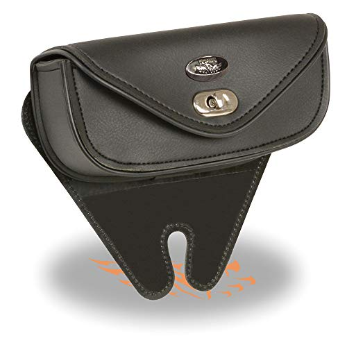 Shaf International SH67102 Black Small PVC Windshield Bag