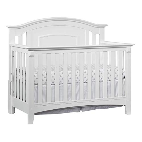 Great Features Of Oxford Baby Willowbrook Convertible Crib, White
