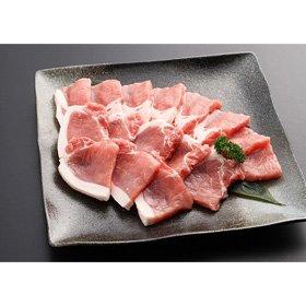 淡路産いのぶた 金猪豚(ゴールデン・ボア・ポーク) ロース焼肉用500g