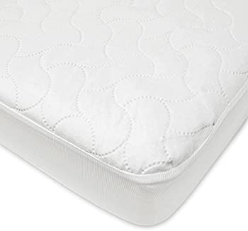 American Baby Company Fitted Crib & Toddler Mattress Pad Cover