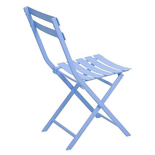 Metalen klaptafel en stoel, woonkamerleuning, bureaustoel en schoenenbank, geschikt voor keuken, badkamer, slaapkamer, kinderen of volwassenen