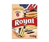 Royal Preparado para Tortitas, American Style - 6 Tortitas, 120 g