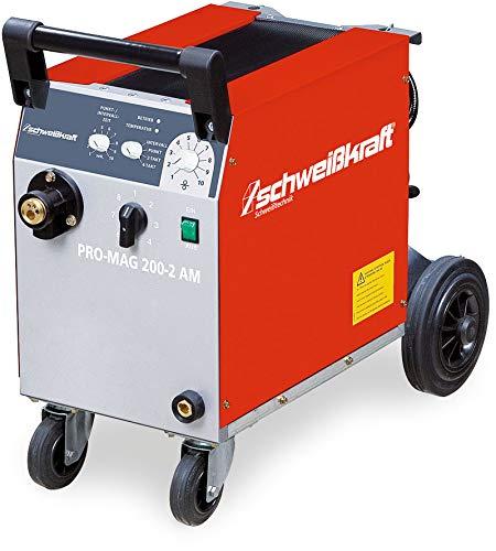 PRO-MAG 200-2 AM - Standard MIG-MAG Schweißgerät / Schweisskraft