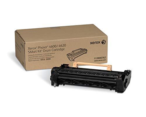 Xerox 113R00762 Trommelkartusche für Mono-Laserdrucker Phaser 4600/4620 (80.000 Seiten)