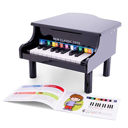 New Classic Toys - 10150 - muziekinstrument - vleugels - zwart