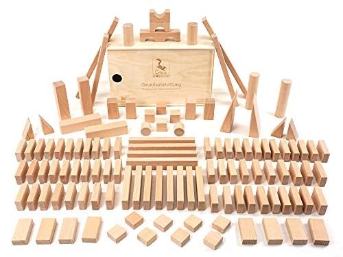 CreaBLOCKS -   Holzbausteine