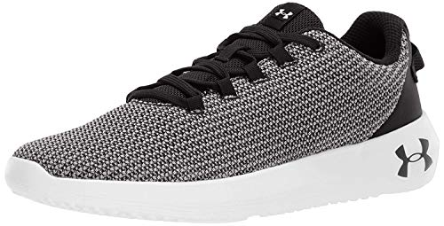 Under Armour Ripple, Scarpe Running Uomo, Nero (Black Graphite 004), 40 EU