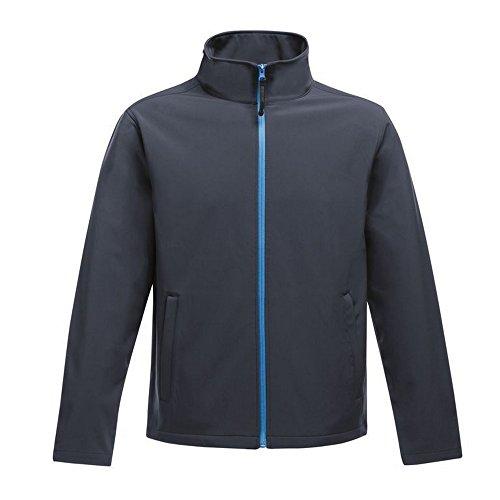Regatta Herren Softshell-Jacke Ablaze, bedruckbar (3XL) (Marineblau)