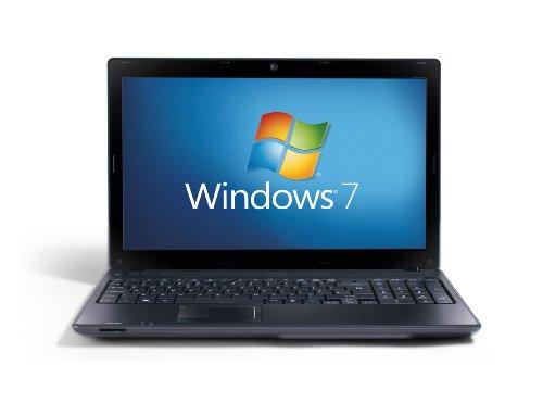 Acer Aspire 5742 15.6 inch Laptop ( Intel Core i3-370M, 3GB RAM, 250GB HDD, DVD, Webcam, Wireless, Windows 7 Home Premium 64-bit) - Black