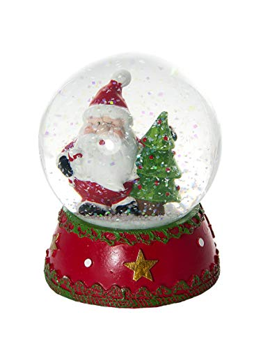 Mousehouse Gifts Father Christmas Snow Globe