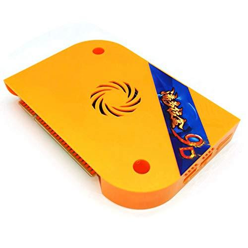 SHEAWA 2500 en 1 caja Pandora 9D placa base para consola máquina de vídeo juego HDMI versión familiar/versión Arcade (versión Arcade (amarillo))
